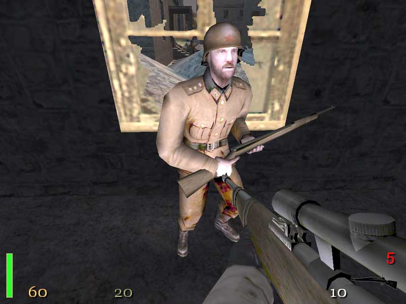 скачать игру Return To Castle Wolfenstein сталинград - фото 6