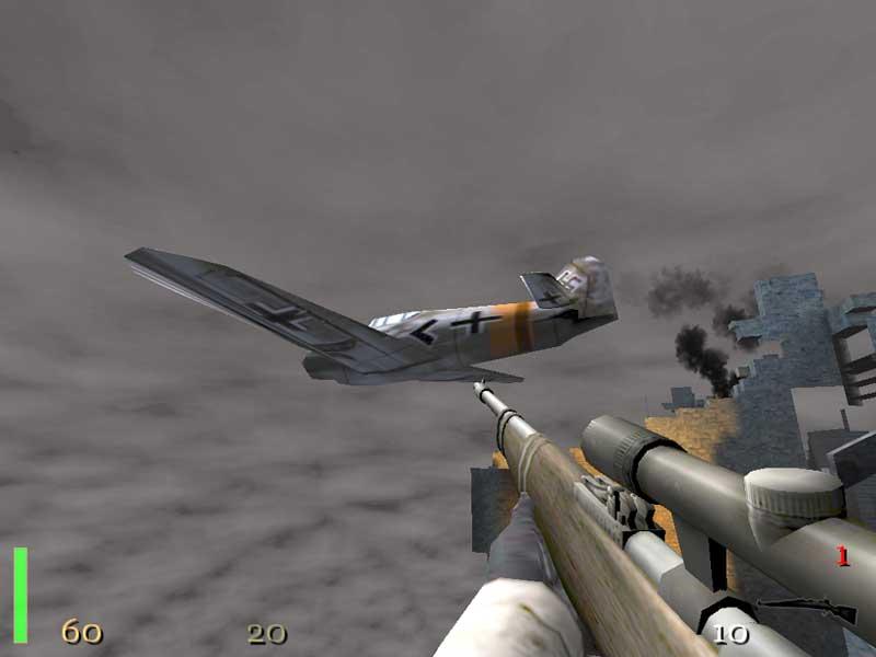 скачать игру Return To Castle Wolfenstein сталинград - фото 4